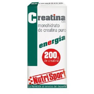 CREATINA 1 gr 200 comp Nutisport