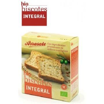 Biscotes Integrales de Trigo Bio 270 gr