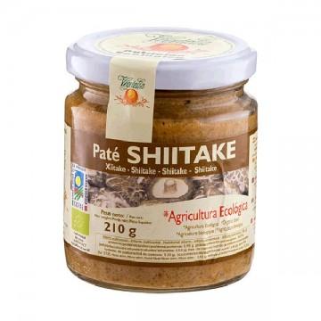 PATE DE SHIITAKE Bio180 gr Vegetalia