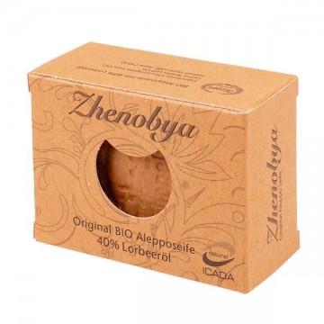 Jabon Alepo 60% 40% Bio 170 gr Zhenobya