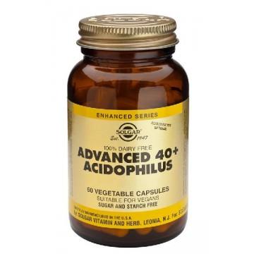 40+ Acidophilus Avanzado 60 caps Solgar