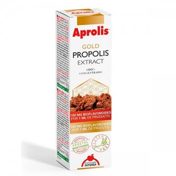 Aprolis Extracto Propolis Gold 30 ml