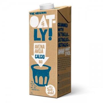 Bebida de Avena con Calcio Bio 1 L Oatly