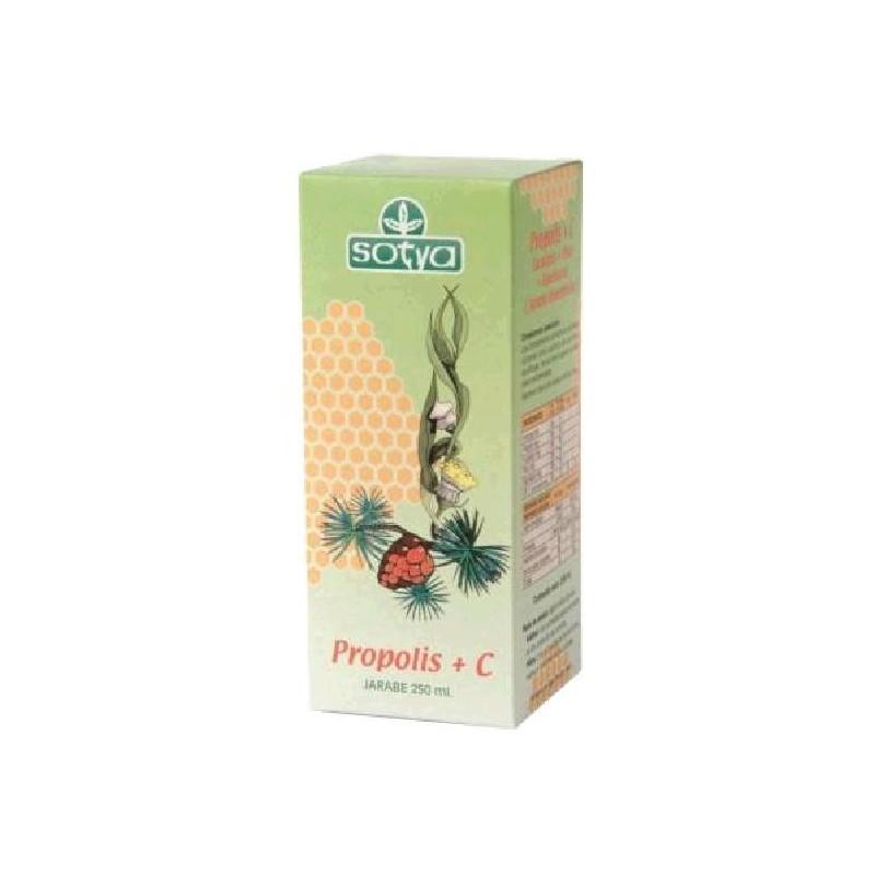 Jarabe Propolis + Vitaminas C 250 ml