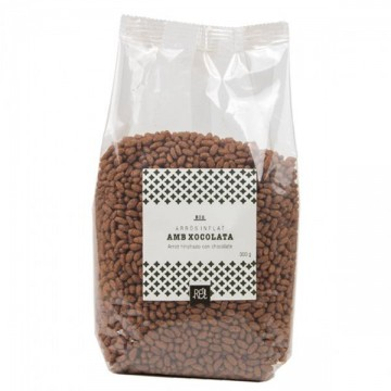 ARROZ HINCHADO CHOCOLATE Bio 300 gr Rel