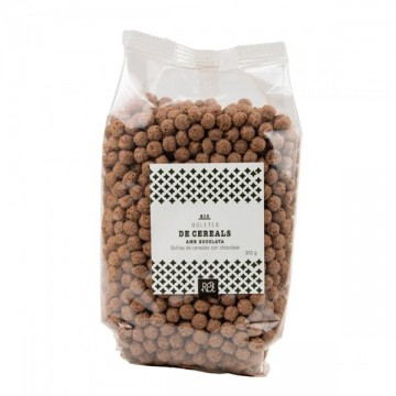BOLITAS CEREALES CHOCOLATE Bio 300 gr