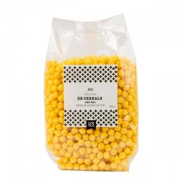 Bolitas cereales con miel Bio 300 gr Rel