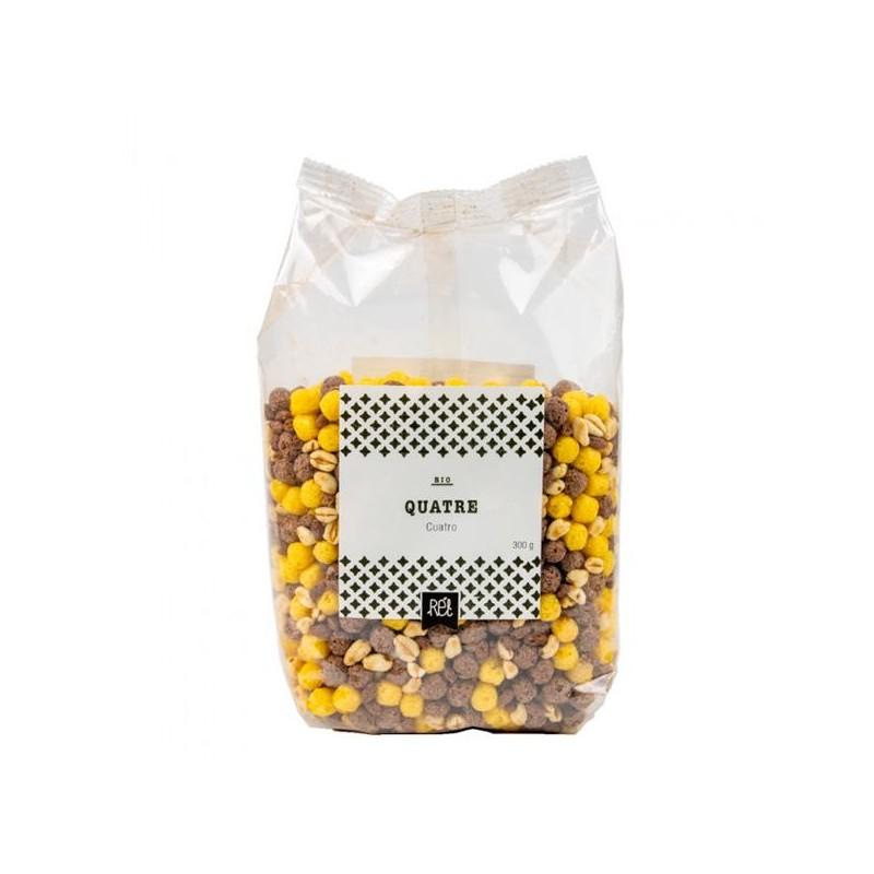 Mezcla de cereales cuatro Bio 300 gr Rel