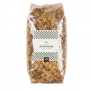 Muesli de Chocolate  Bio 500 gr Rel