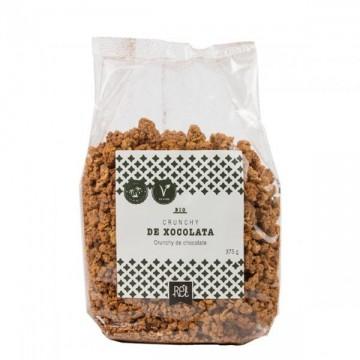Crunchy chocolate Bio 375 gr Rel