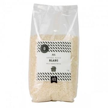 Arroz redondo blanco Bio 1 Kg Rel