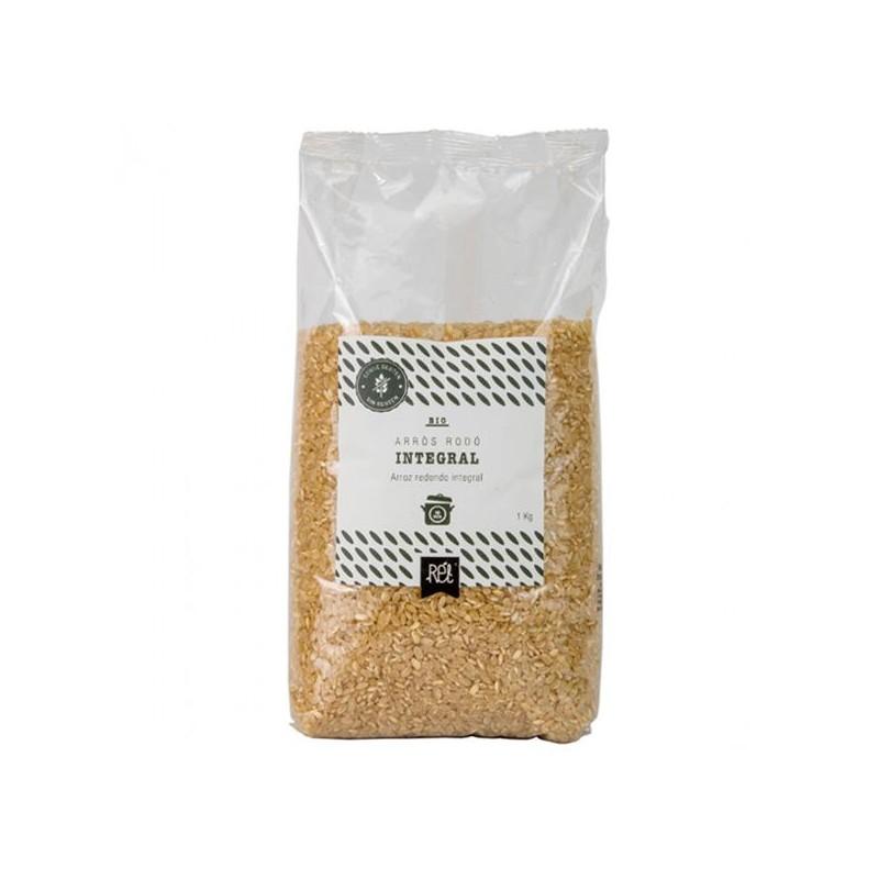Arroz integral redondo Bio 1 Kg Rel