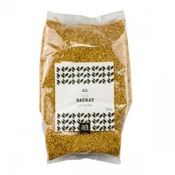 Lino dorado Bio 500 gr Rel