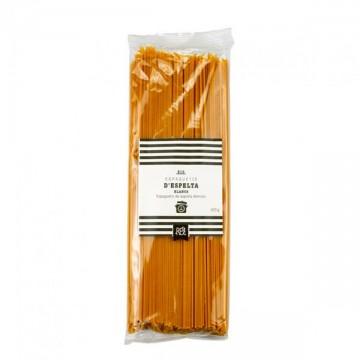 Espaguetis espelta blancos Bio 500gr Rel