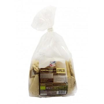 MINI CRACKERS ESPELTA 100 % Bio 250 gr