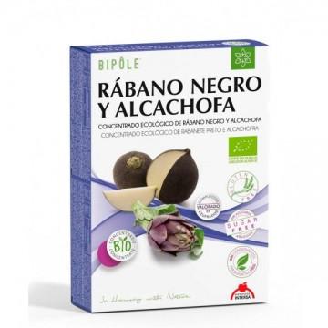 Rabano negro y alcachofa Bio 20 ampollas