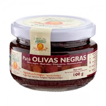 PATE DE OLIVA NEGRA Bio 110 gr Vegetalia