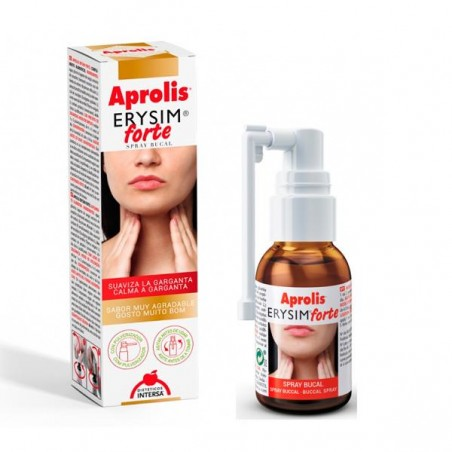 APROLIS ERYSIM FORTE spray bucal 20 ml