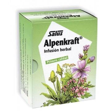 ALPENKRAFT INFUSION 15 filtros Salus
