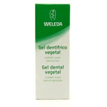 GEL DENTIFRICO VEGETAL 75 ml Weleda