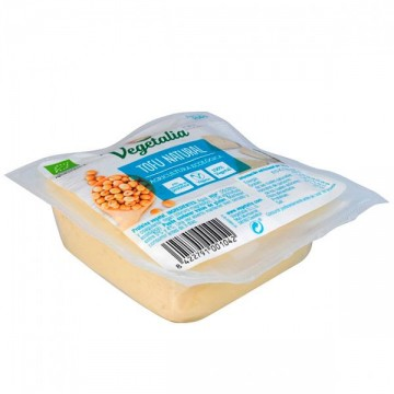 Tofu Natural Fresco Bio 250 gr Vegetalia