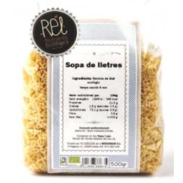 SOPA DE LETRAS Bio 500 gr Rel