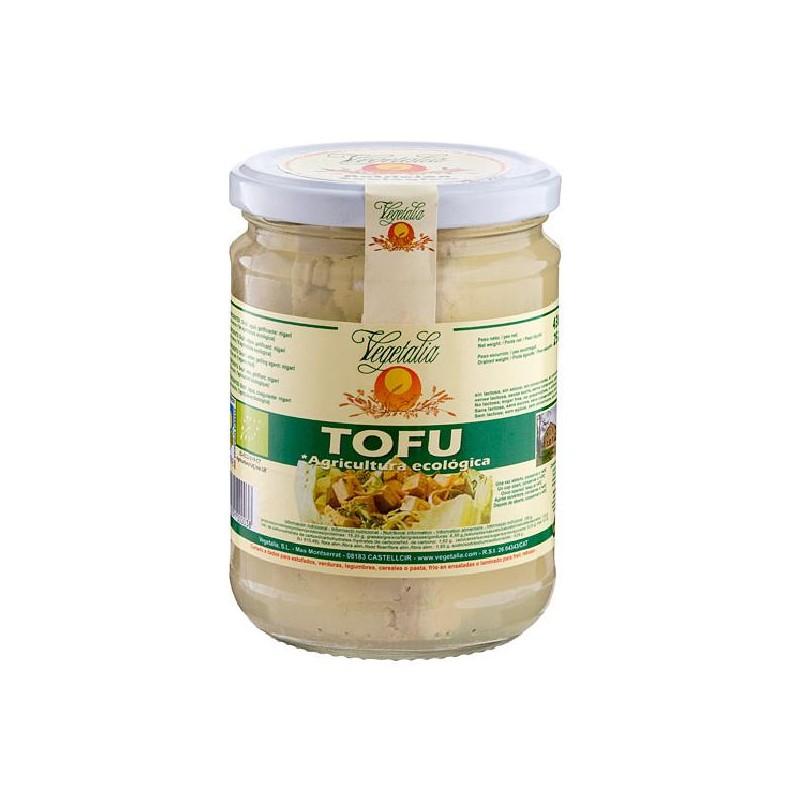 TOFU en bote Bio 250 gr Vegetalia