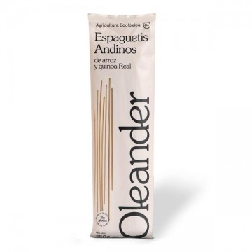 Espaguetis Arroz/ Quinoa  Eco 250 gr Ole
