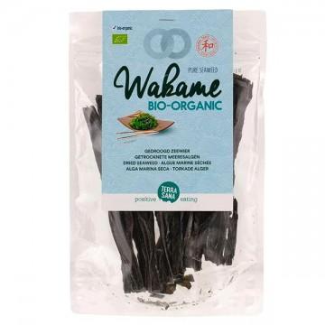 Alga Wakame bio 50 gr Terrasana