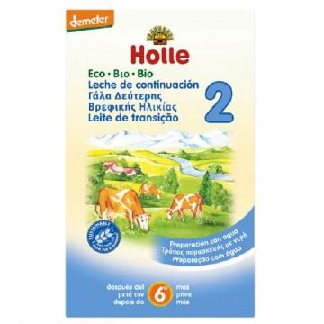 LECHE CONTINUACION 2 Eco 600 gr Holle