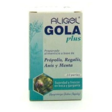 ALIGEL GOLA PLUS  22 perlas Tongil