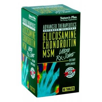GLUCOSAMINE CHONDROITIN MSM 90 tabletas