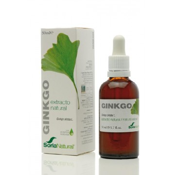 Extracto Natural de Ginkgo XXI 50 ml