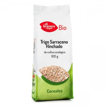TRIGO SARRACENO HINCHADO Bio 100 gr