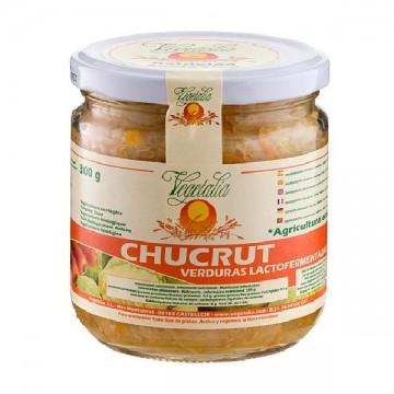 CHUCRUT VERDURAS  Bio 300 gr Vegetalia