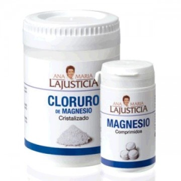 Cloruro de Magnesio 145 Comp Lajusticia