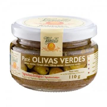 PATE OLIVAS VERDES Bio 110 gr Vegetalia