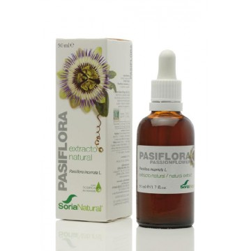 Extracto natural de Pasiflora XXI 50 ml