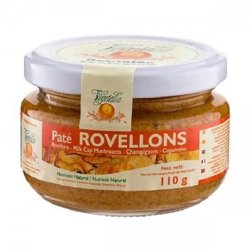 PATE DE ROVELLONES Bio 110 gr Vegetalia