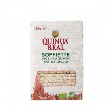 SOFFIETTE ARROZ QUINOA Bio 130 gr