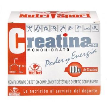 CREATINA SOBRES 100 gr Nutrisport
