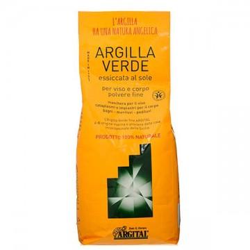 Arcilla Verde Activada Bio 500gr Argital