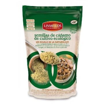 SEMILLAS DE CAÑAMO PELADAS Bio 225 gr