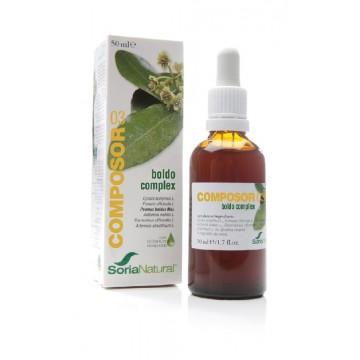 Composor 03 Hepavesical XXI 50 ml