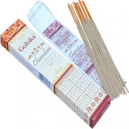 INCIENSO GOLOKA CHANDAN 15 gr