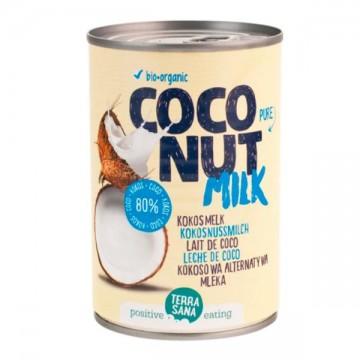 Leche de coco Eco 400 ml Terrasana