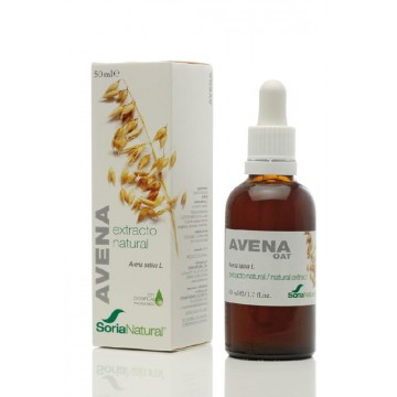 EXTRACTO NATURAL AVENA XXI 50 ml S N