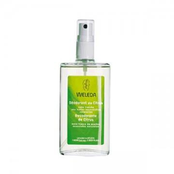 Desodorante Citrus 100 ml Weleda