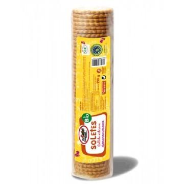 SOLETES Bio Galleta artesana 250 gr