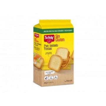 TOSTAS Sin Gluten 260 gr Schar